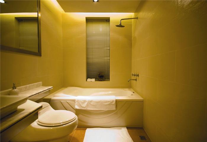 欧式 卫生间图片来自天津尚层装修韩政在旭辉御府别墅的分享