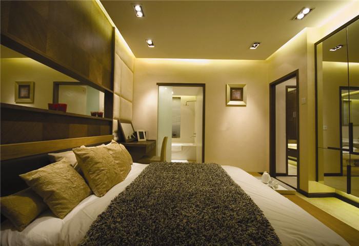 欧式 卧室图片来自天津尚层装修韩政在旭辉御府别墅的分享