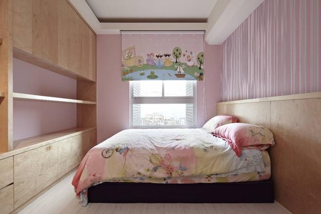 简约 三居 收纳 80后 时尚 雅居 卧室图片来自孙进进在145平现代时尚雅居实景案例欣赏的分享