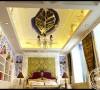 西山一号中式风格别墅设计