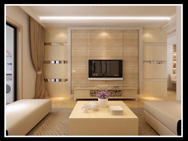 业主喜欢大方 简洁 好做卫生,所以选用大量瓷砖