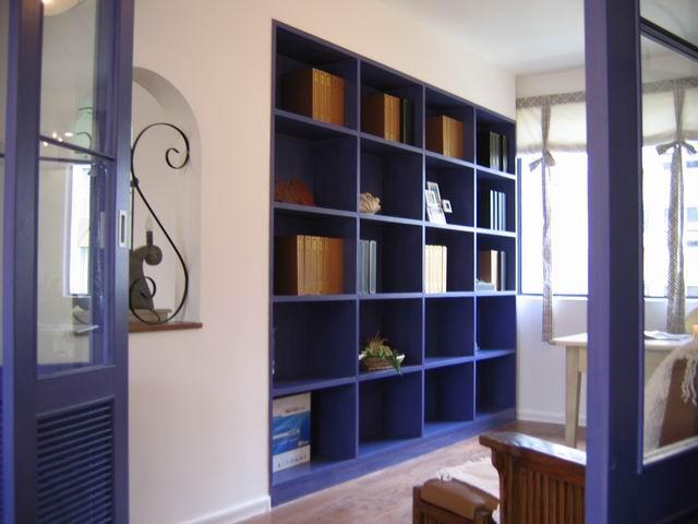 地中海 复式 装修设计 书房图片来自阿拉奇设计在江南家园_地中海家庭装修的分享