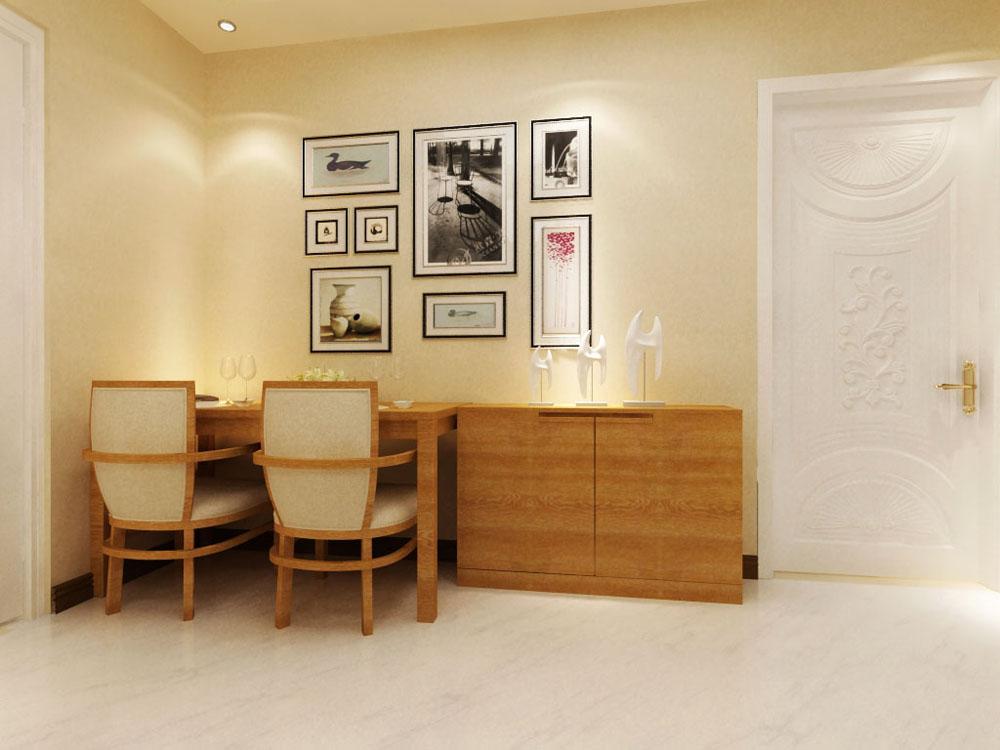 现代 一居 白领 收纳 80后 小资 餐厅图片来自阳光力天装饰在天房彩郡-65.89㎡-现代风格的分享