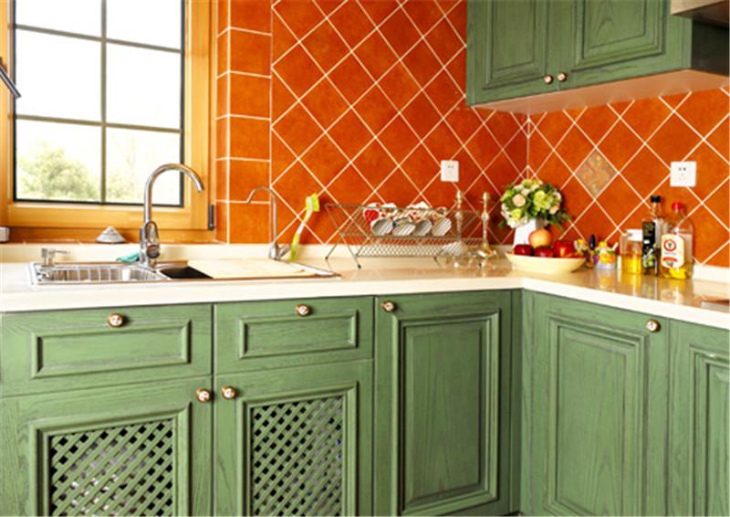 别墅 意式乡村风 托斯卡纳 厨房图片来自尚层装饰张迪在西山林语意式乡村托斯卡纳风格的分享