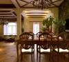 碧桂园400平美式风格