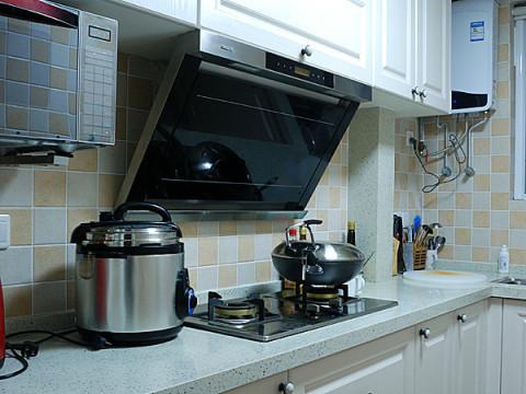 二居 80后 厨房图片来自2557638678x在保利香宾国际的分享