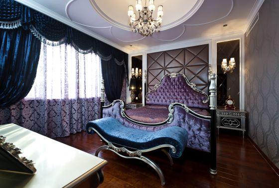 别墅 卧室图片来自博览天下在龙湖花盛香醍-348平米欧式风格的分享