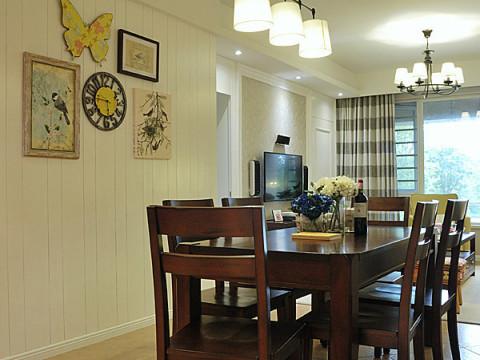 二居 80后 餐厅图片来自2557638678x在保利香宾国际的分享