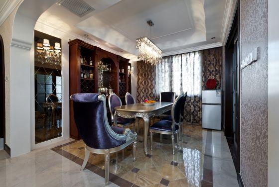别墅 餐厅图片来自博览天下在龙湖花盛香醍-348平米欧式风格的分享