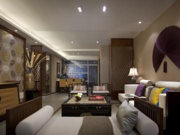 三室二厅东南亚风格万国城