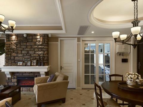 二居 客厅图片来自2557638678x在福客装饰-华生城市的分享