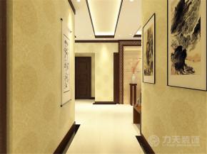 别墅 白领 收纳 旧房改造 80后 小资 中式 楼梯图片来自阳光力天装饰梦想家更爱家在金地艺境3室2厅1卫1厨 97.61㎡的分享