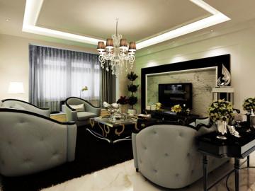汇邦-克莱枫丹118平后现代风格