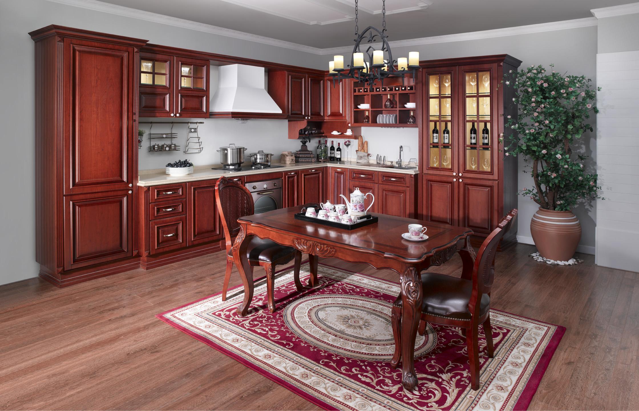 厨房图片来自北京司米家居有限公司在花神的分享