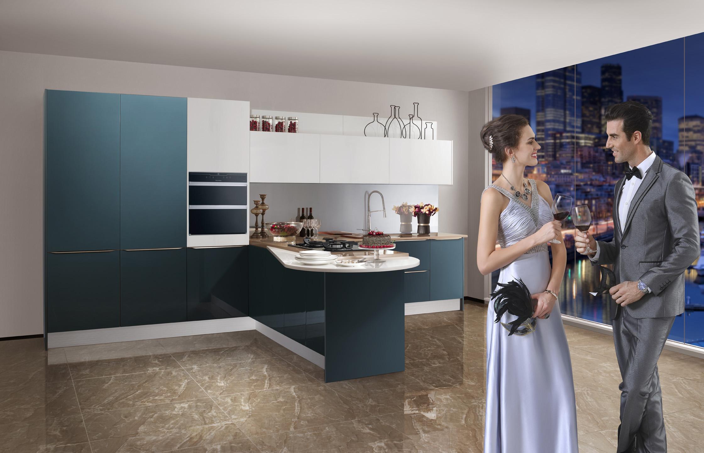 厨房图片来自北京司米家居有限公司在魅影的分享