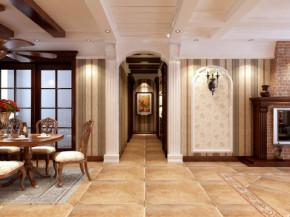 三居 白领 80后 小资 美式 客厅 餐厅 其他图片来自百家装饰小迪在中海国际社区 135平 美式风格的分享