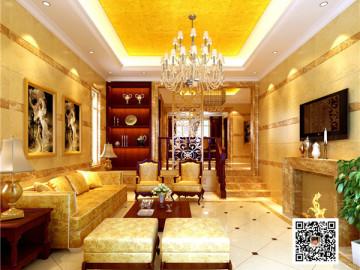 新古典别墅装修设计