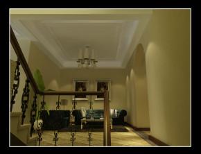 地中海 别墅 白领 小资 百家装饰 装修公司 楼梯图片来自百家装饰-小敬在碧桂园的分享