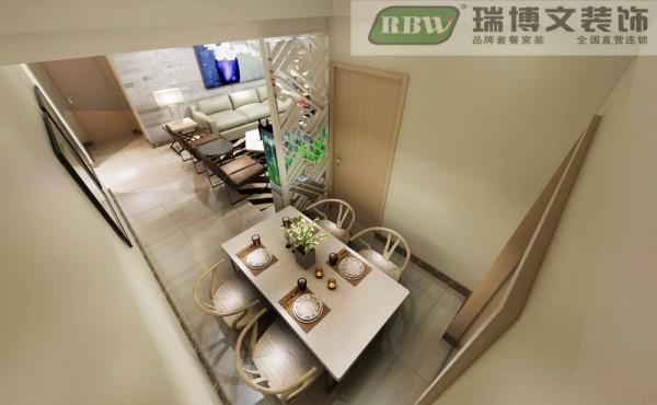 餐厅的空间