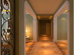 欧式 白领 收纳 80后 小资 客厅 餐厅 田园 其他图片来自百家装饰小迪在名流公馆150平 欧式的分享