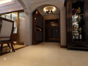 新古典 三居 白领 收纳 80后 小资 客厅 餐厅 其他图片来自百家装饰小迪在香格里拉140平新古典的分享