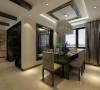 中海国际社区139平中式风格