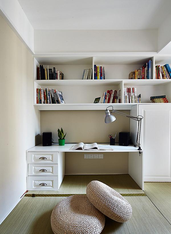 混搭 三居 小资 家居 阿拉奇设计 家庭装修 书房图片来自阿拉奇设计在混搭风格家庭装修的分享