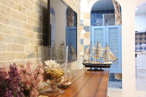 地中海 二居 国瑞城 客厅图片来自沪上名家装饰在海洋之恋地中海式婚房的分享