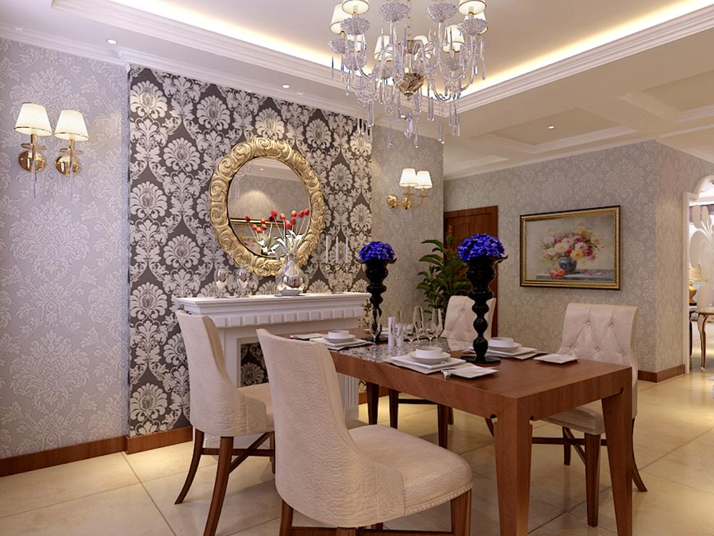 餐厅图片来自tjsczs88在首创装饰-境界梅江-160平米的分享