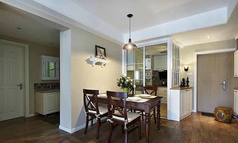混搭 三居 小资 家居 阿拉奇设计 家庭装修 餐厅图片来自阿拉奇设计在混搭风格家庭装修的分享