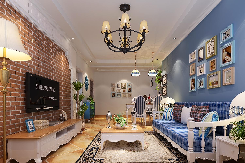 客厅图片来自tjsczs88在首创装饰-金隅悦城的分享