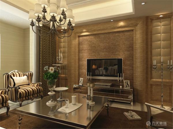 该户型天骥筑璟一期27号楼标准层J户型3室2厅1卫1厨 138.00㎡。我设计的是一简欧风格的作品。