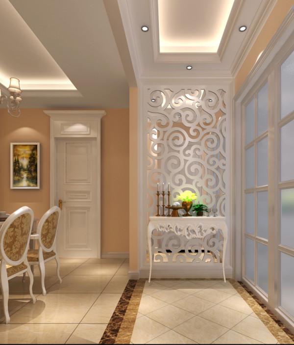 厨房向外扩增加厨房的利用空间。