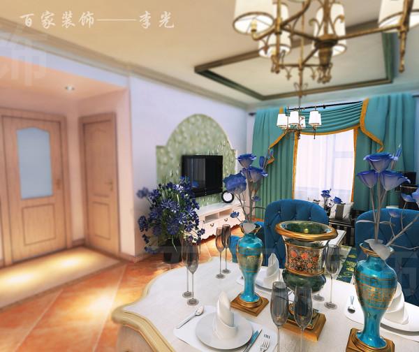 在局部点缀饰物,使得整个家的风格更温馨。。。。