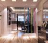 首创国际126平现代奢华风格