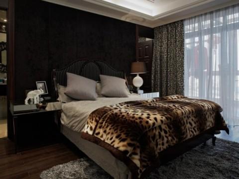 欧式 三居 白领 收纳 80后 小资 沈阳 装饰装修 室内设计 卧室图片来自百家装饰小迪在泰莱首园100欧式风格的分享