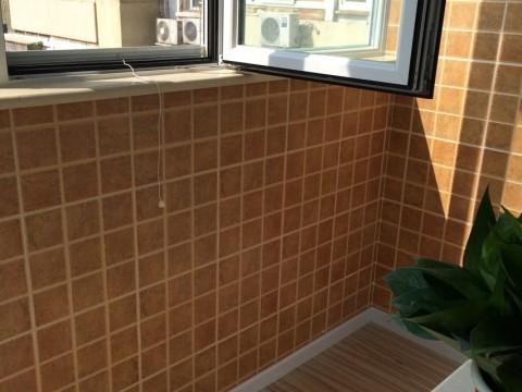 简约 白领 收纳 旧房改造 80后 阳台图片来自今朝装饰李海丹在温馨实用60㎡老房改造的分享