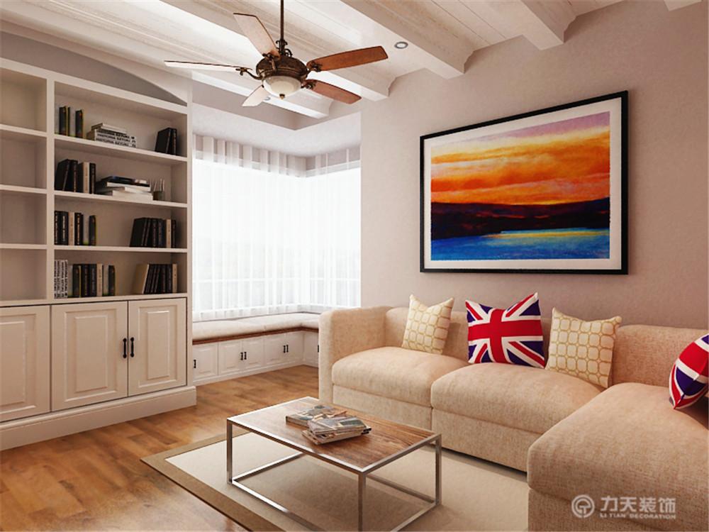 加州海滩 简约 二居 别墅 白领 收纳 旧房改造 80后 小资 客厅图片来自阳光力天装饰梦想家更爱家在海河华鼎82平1室加州海滩风格的分享