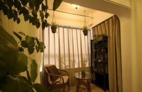 温馨 舒适 美式乡村 时尚 阳台图片来自成都生活家装饰在温馨舒适美式乡村2居室的分享