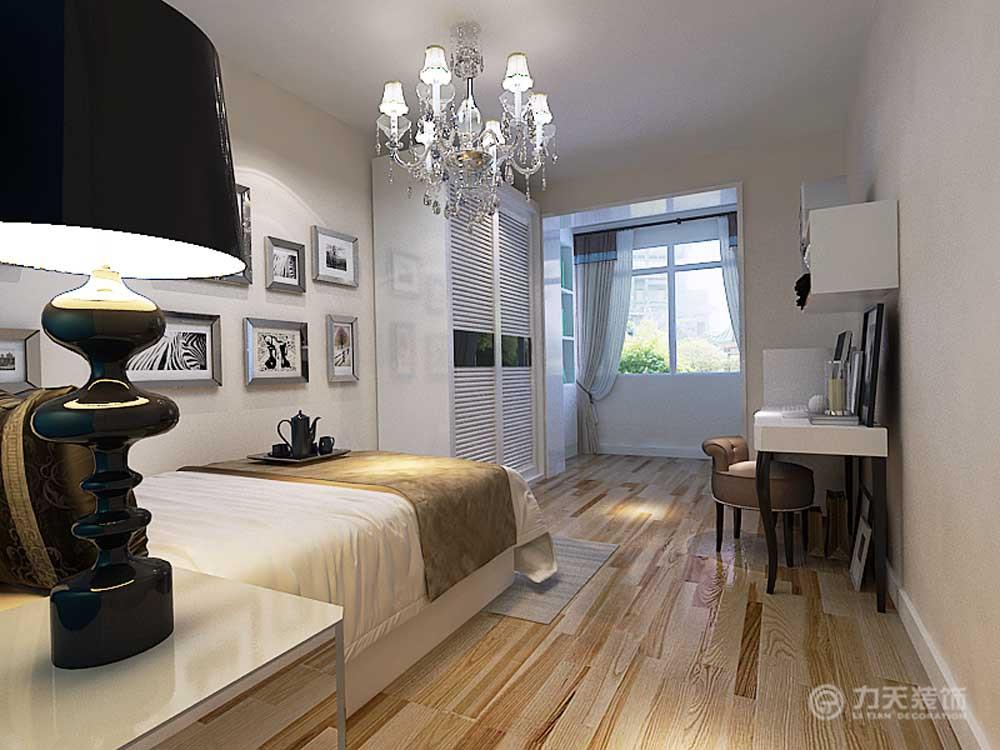 卧室图片来自阳光放扉er在纯真里-82㎡-现代简约的分享
