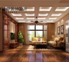 奢华的客厅,空间感十足