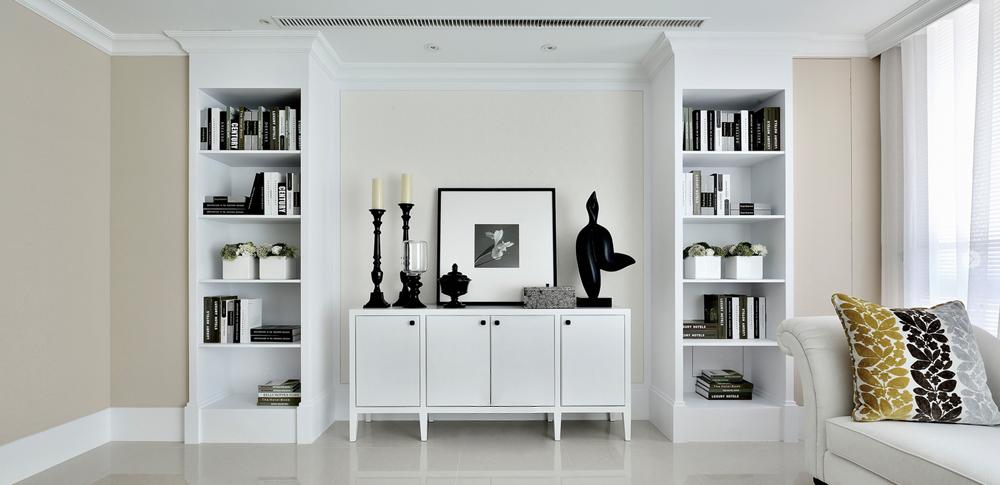 现代简约 温馨 舒适 简洁大气 文艺气质 其他图片来自成都生活家装饰在136㎡文艺气质现代风格3居室的分享