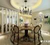 曲江风景线低调奢华新房装修设计