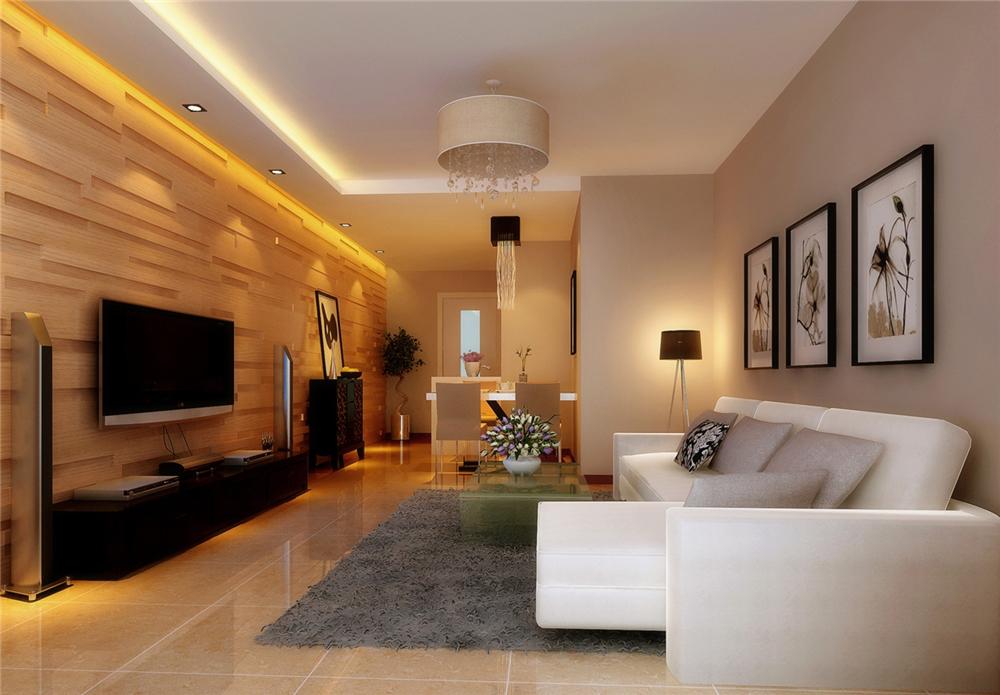 简约 二居 白领 收纳 80后 小资 客厅图片来自实创装饰完美家装在紫金新干线89平简约时尚案例的分享