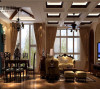 高贵奢华的客厅