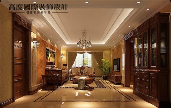 欧式 新古典 装修 设计 客厅图片来自高度老杨在中景未山赋 欧式新古典主义的分享