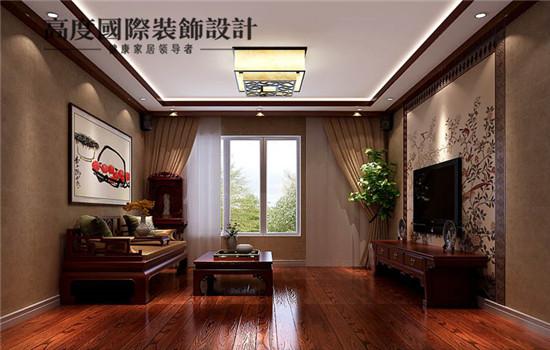 三居 新中式 装修 设计 其他图片来自高度老杨在四合上院 三室两厅两卫 新中式的分享