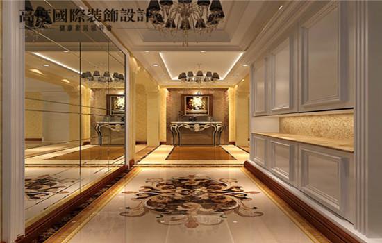 欧式 新古典 装修 设计 玄关图片来自高度老杨在中景未山赋 欧式新古典主义的分享
