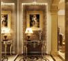 金色漫香苑140平米欧式风格