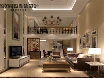 未来明珠家园 三室两厅两卫 简约